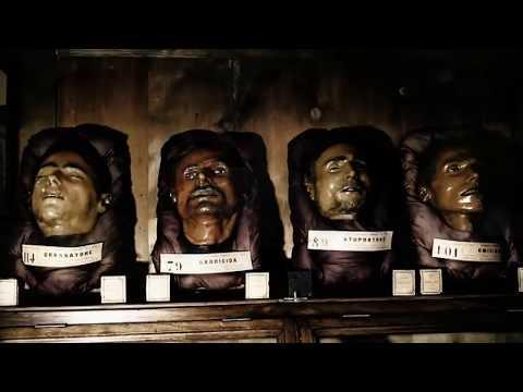 Museum Lombroso, Museum Tengkorak Penjahat Di Italia