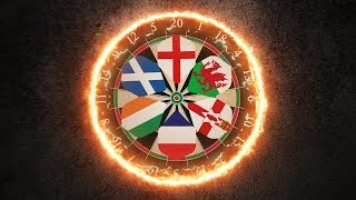 Video RED DRAGON SIX NATIONS CUP 2017 - SUNDAY ACTION download MP3, 3GP, MP4, WEBM, AVI, FLV Juni 2017