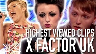 Top 10 Most Viewed Performances The X Factor Uk MP3