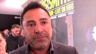OSCAR DE LA HOYA UPDATE ON CANELO/ GOLOVKIN & CATEGORICALLY RULES OUT ANY COMEBACK HIMSELF