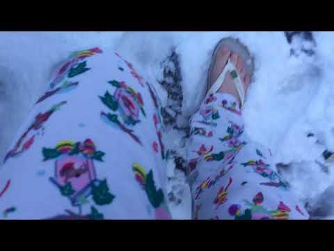 snow super cold challenge