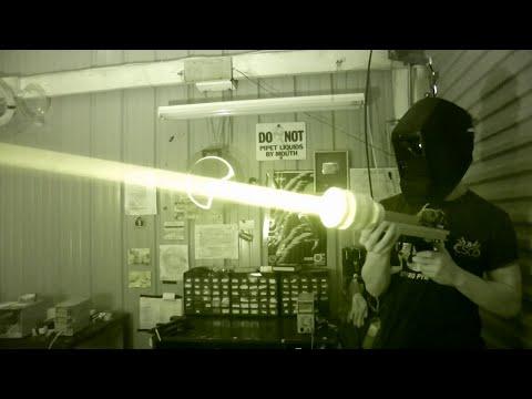 My DIY Extreme Night Vision Laser