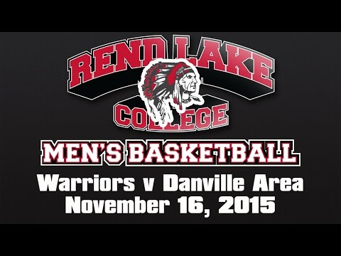 Men's Basketball: Rend Lake College Warriors v Danville Area Community College