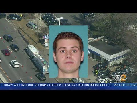 Fiery Gas Station Crash Leaves 3 Dead In New Jersey