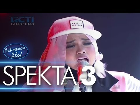 AYU - PAMIT (Tulus) - SPEKTA 3 - Indonesian Idol 2018