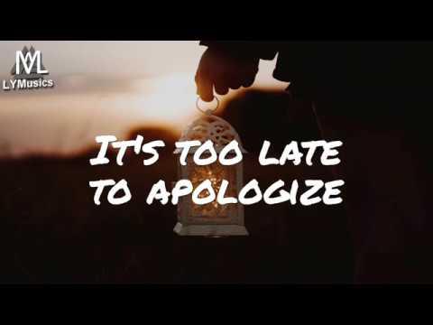 Ludvigsson & Jorm - Apologize (Lyrics)