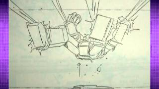 Ultra Magnus Quartering Storyboards
