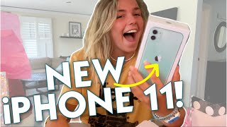 KATIE GETS A NEW iPHONE 11 FOR HER SIXTEENTH BIRTHDAY | SWEET 16