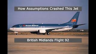 Choosing The Wrong Side | British Midlands Flight 92
