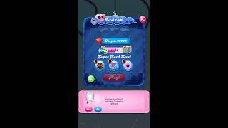 Candy crush Saga level 1400/ No Boosters