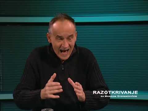 RAZOTKRIVANJE SA MARKOM STEPANOVIĆEM 24.01.2019. RADOSLAV MILENKOVIĆ I VELJKO PAJOVIĆ