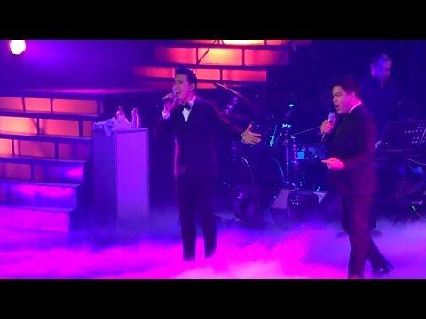MARTIN NIEVERA & ERIK SANTOS - This Is The Moment (ROYALS: SM MOA Arena)