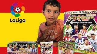 Футбольные Карточки 3Д Альбом наклейки футболистов Панини ADRENALYN EURO 2020 LaLiga Trading Card