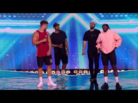 Rak-Su: They Set Nicole on FIRE With Their Original Song The X Factor UK