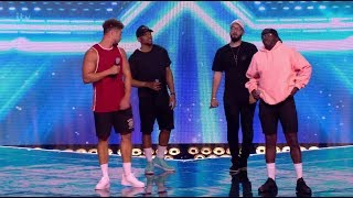 Rak-Su: They Set Nicole on FIRE With Their Original Song! The X Factor UK 2017