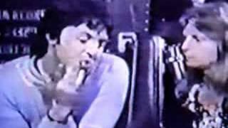 Paul McCartney 'London Town' recording session 1977