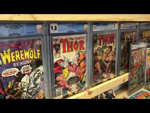 I Love eBay but do your homework!  Silver's Comic Buying & Haul Thoughts.  Be a informed shopper!