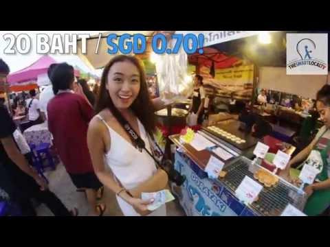 Rod Fai Market - Introducing Thailand's Newest Street Market!