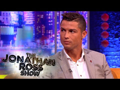 When Will Cristiano Ronaldo Reveal The Identity Of His Son's Mother? – The Jonathan Ross Show