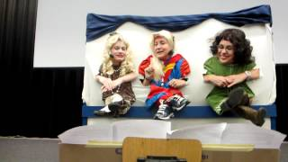 Alamo Heights Teacher Retirement Skit