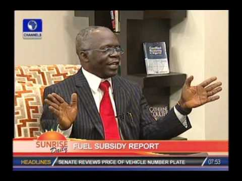 Femi Falana talks tough on fuel subsidy report