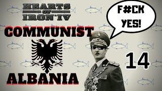 HoI4 - Modern day mod - Commie Albania - Part 14