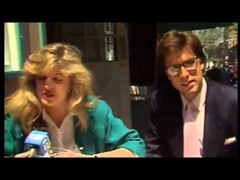 1990 Marla Maples Interview