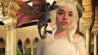 Game of Thrones ASMR- Valyrian Whispering ear to ear