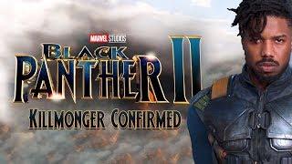 Michael B. Jordan Set To Return As Killmonger For Black Panther 2 + How It Could Happen | Fan Theory