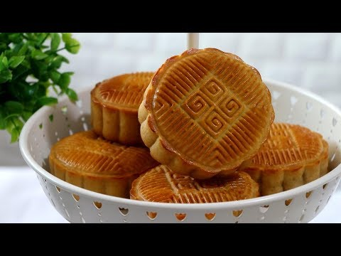 中秋�月饼�用买了,简��法和详细�方教给你,味��比买的差