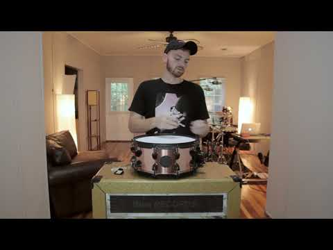 Josh Manuel Signature SJC Snare SOLD OUT