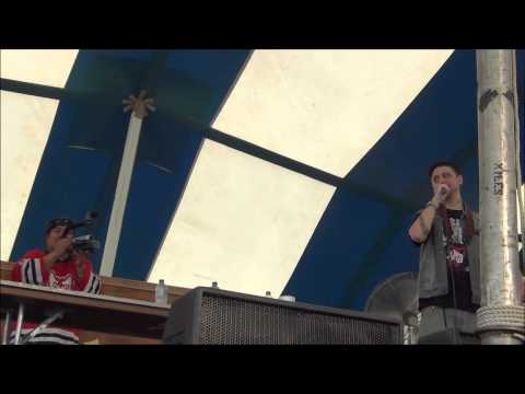 Gathering of the Juggalos 2014 - Axe Murder Boyz (AMB) Seminar