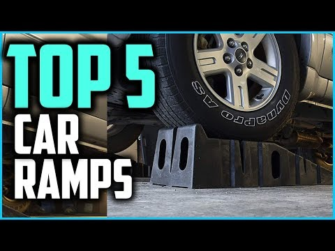 Top 5 Best Car Ramps In 2019  Auto Ramps, Vehicle Ramps