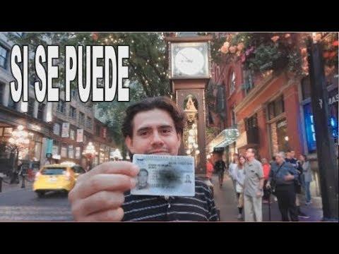 Mexicano obtiene visa de trabajo, con estos simples pasos