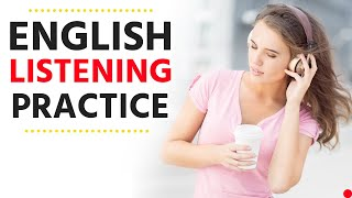 English Listening Practice ||| English Phrases for Daily Life ||| Real English Learning