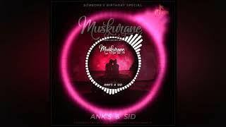 Muskurane Ki Wajah Tum Ho - DJ Anks & DJ Sid(www.SoundsMarathi.com)