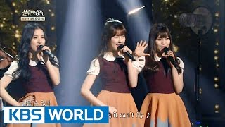 GFRIEND - The Thorn Birds | 여자친구 - 가시나무새 [Immortal Songs 2]