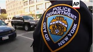 Mass NYPD retraining after chokehold death