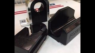 How to make stuff with polyurethane aka urethane rubber
