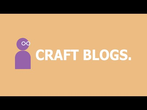 CRAFT BLOGS