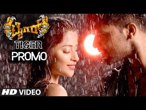 Tiger Promo   Beladingala Raatri Video Song Promo   Pradeep, Madhurima   Arjun Janya   Nanda Kishora