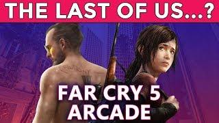 THE LAST OF US e... IL SALOON ► FAR CRY 5 ARCADE Gameplay ITA
