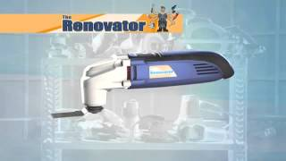 Renovator Multi Tool   Instructional video(, 2016-02-18T14:56:10.000Z)