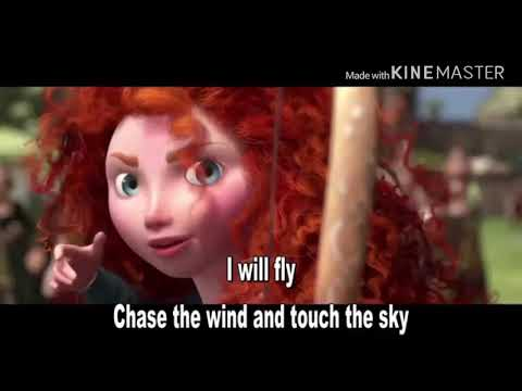 Brave - Touch the Sky-Nightcore