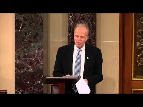 Sen. Moran Discusses Amendment to Support the National Institutes of Health