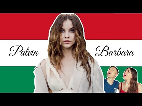 SPEAKING HUNGARIAN WITH BARBARA PALVIN! 🇭🇺 SPEAKING HUNGARIAN PART 19