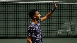 ROTTERDAM 2020 SEMI FINAL HIGHLIGHTS REACTION | MALE BLACK TENNIS HAS COME A LONG WAY !!!