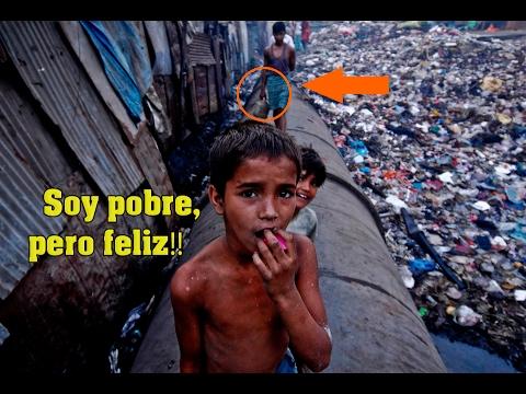 El Barrio Más Pobre De La India  (Dharavi)