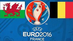 FIFA 16 EM-PROGNOSE #46 - VIERTELFINALE: WALES : BELGIEN