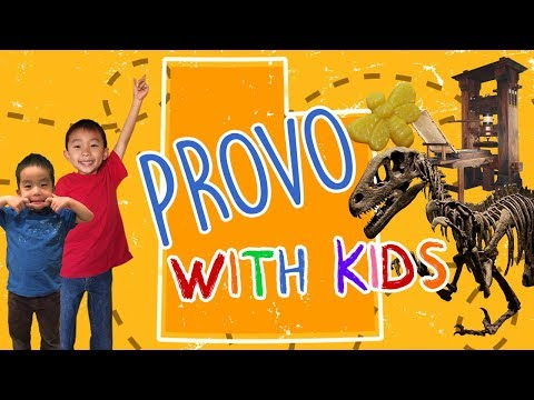 Top 5 Things to do in Provo Utah: Traveling with Kids